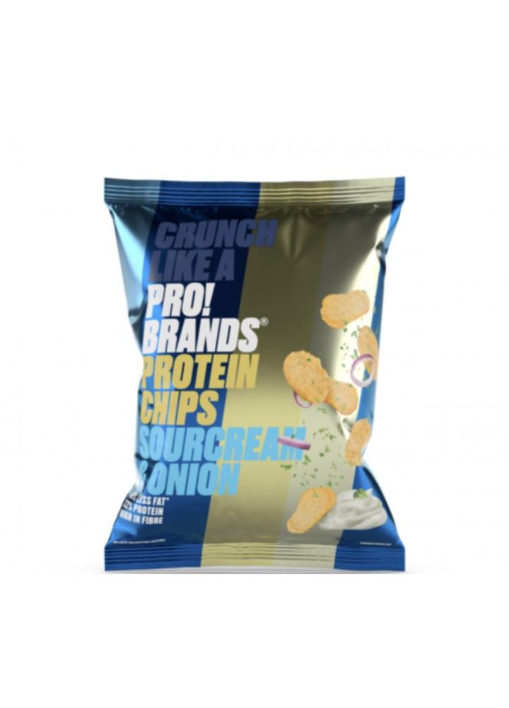 Probrands beljakovinski čips