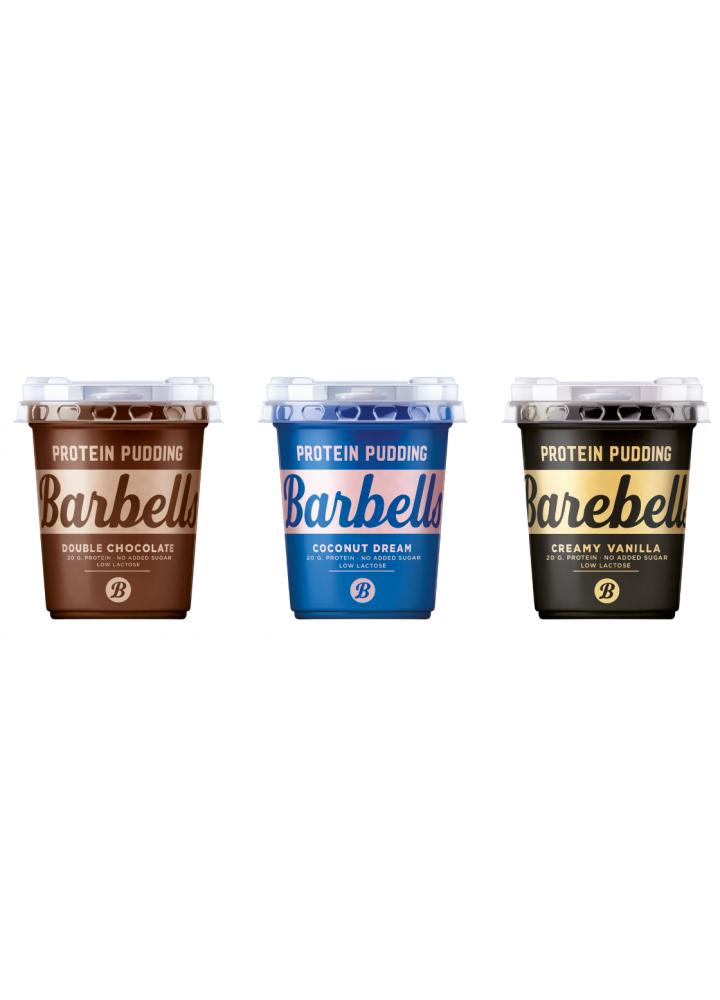 Barebells beljakovinski puding 200 g