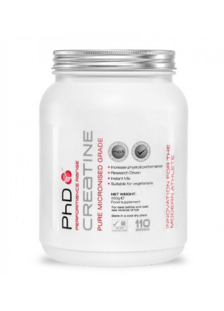 PhD Creatin Monohydrate 550 g