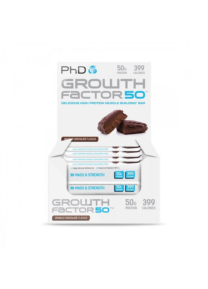 PhD Growth Factor Bar 100 g