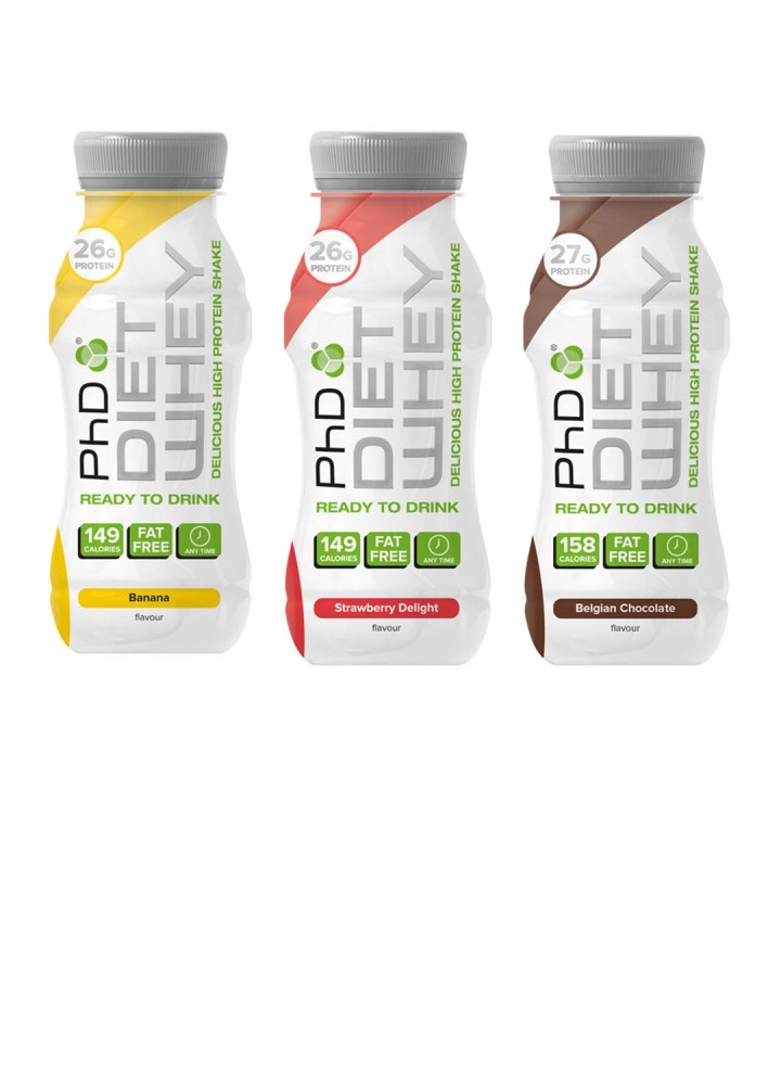 PhD Diet Whey Ready To Drink 330 ml