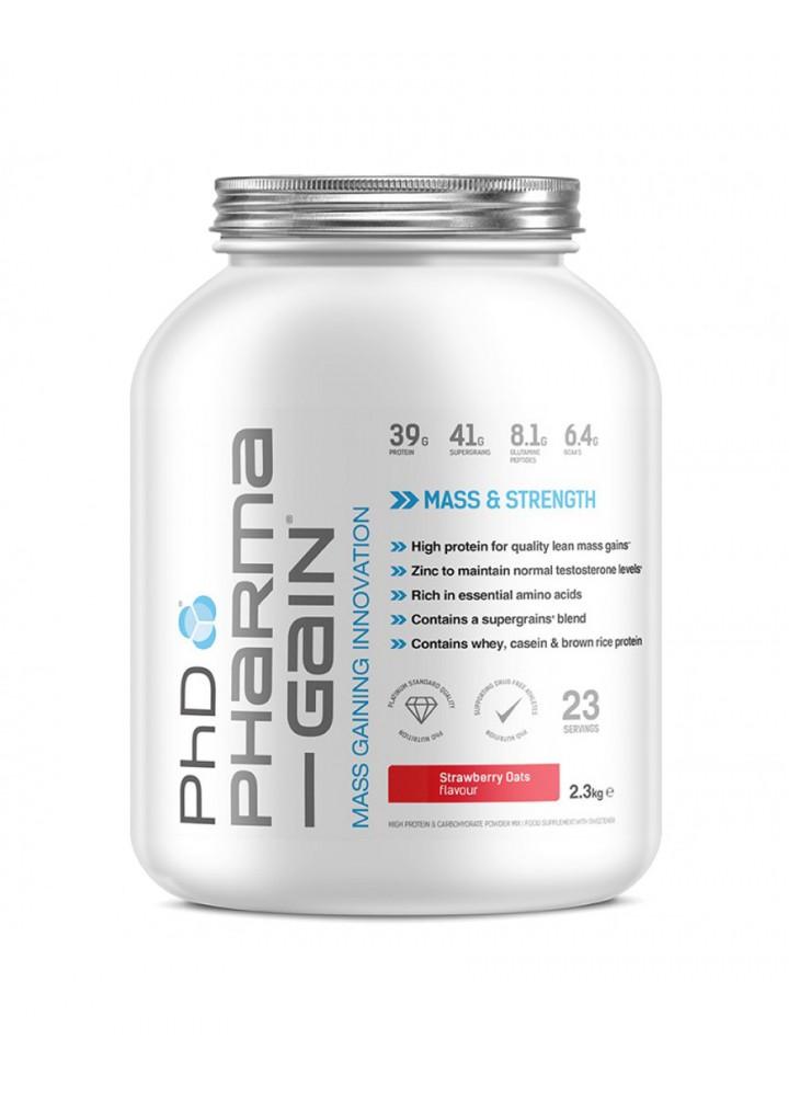 PhD Pharma Gain 2,3 kg
